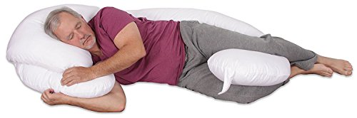 Leachco Dr Snoogle Deluxe Total Body Pillow - Boost Pillow included