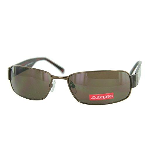 Kappa - Gafas de sol - para mujer Marrón marrón talla única