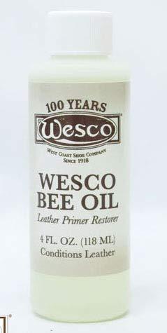 WESCO(ウエスコ) 純正レザーオイル Bee Oil ビーオイル 4oz 118ml 4oz 液体