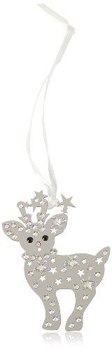 Swarovski Chritmas Ornament Reindeer 5004501Baby/W 5x H 6.7cm
