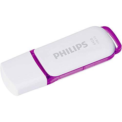 Philips Snow Super Speed 64 GB USB Stick 3.0 - Bis zu 120 MB/s lesen - 64GB