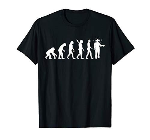 Evolution Imker T-Shirt