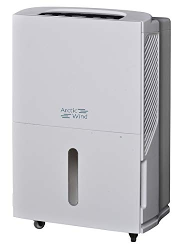 Read About ARCTIC Wind 70 Pt. Dehumidifier, Pint, White