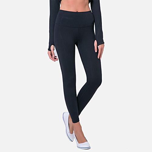 B/H Ideal para Danza Correr Trotar Ejercicio,Pantalones de Yoga Push up para Mujer, Mallas de Fitness con Bolsillo, Leggings Deportivos de Cintura Alta-D_XL,Ideal para Hacer Pilates Yoga Pantalones