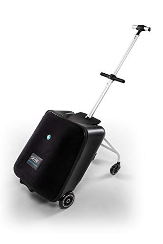 Micro Mini Lazy Luggage 3 Wheel Easy Travel Ride On Gadget Buggy Alternative 18 Months To 4 Years
