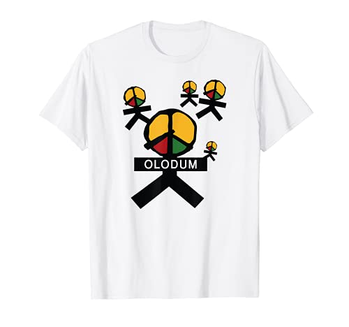 T-Shirts OLODUM Beat It Piano Peace Anti War T-Shirt