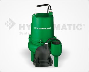 Submersible Sewage Ejector Pump