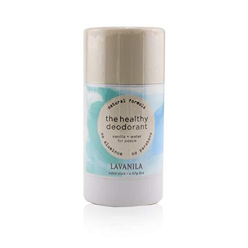 Lavanila The Healthy Deodorant Deodorant Stick, Vanilla & Water, 2 Ounce, Multicolor