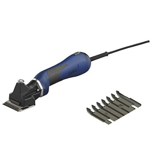 Lister 10-8001025 Cutli Tondeuse pour Chevaux avec Lame Type 102 Bleu