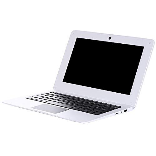 Tablet, PC Laptop 10.1 pulgadas 2Gb + 32Gb Windows 10 Intel Atom X5-Z8350 Computadora de cuatro núcleos Tablet Pc de pantalla grande (blanco)