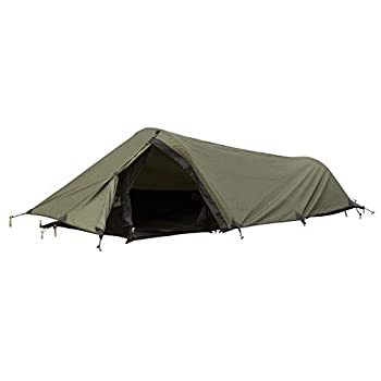 Snugpak Ionosphere 1 Person Tent 94 inches x 35 inches x 28 inches Waterproof Polyester and Nylon Olive