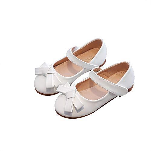 N/P Joeupin - Zapato de vestir para niña con correa para uniforme...