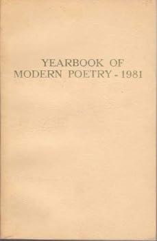 Paperback Yearbook of Modern Poetry - 1981 Book