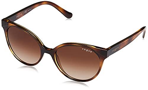 Vogue 0VO5246S Gafas de sol, Dark Havana, 53 para Mujer