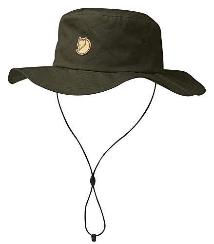 Fjallraven Hatfield Hat, Unisex, Dark Olive, M