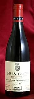 ミュジニー V,V Musigny Vieilles Vignes [2004] 750ml コント ジョルジュ ド ヴォギュエ Comtes Georges de Vogue