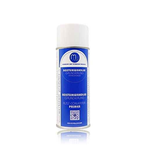 MW Rostumwandler Spray Rostlöser Grundierung Anti Rostspray 400 ml