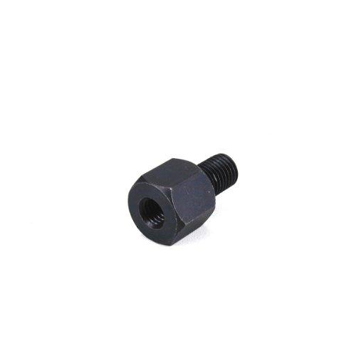 VICMA Espejo Adaptador de Rosca Convierte M8Izquierda para Trabajo con M10Mano Derecha Espejo Pantalla Plana