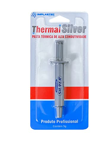 PASTA TÉRMICA THERMAL SILVER 5G BLISTER