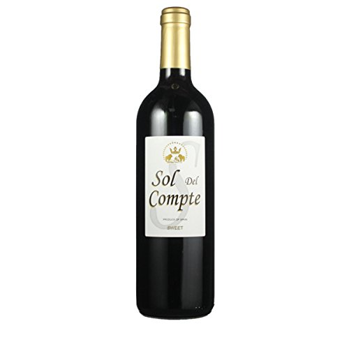 Vinas del Portillo Sol Del Compte sweet 0.75 Liter