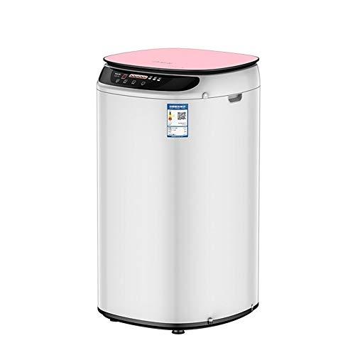 Hogar inteligente Zapatos de la máquina de un solo botón de arranque de la máquina automática de deshidratación portátiles zapatos perezosos Lavador automático Poseer Olor Eliminación ( Color : Pink )