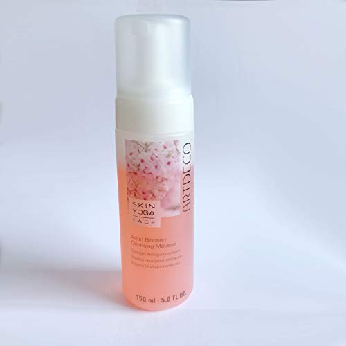 Artdeco Skin Yoga Face Asian Blossom Cleansing Mousse 150 ml, limitiert!