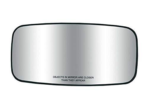 CIPA 02000 COMP Universal 7' x 14' Marine Mirror, Black
