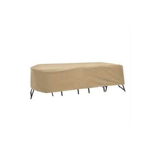 Protective Covers Weatherproof Patio Table and Highback Set Cover
