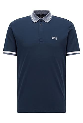 BOSS Paddy 1 Camisa de Polo, Navy410, XXL para Hombre