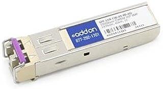 Addon Msa Comp 1000Base-Cwdm Taa Xcvr - SFP-1GB-CW-49-40-AO