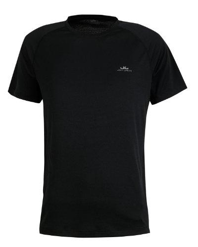 Jeff Green Funktions-Shirt Chemise Atlas XL Noir