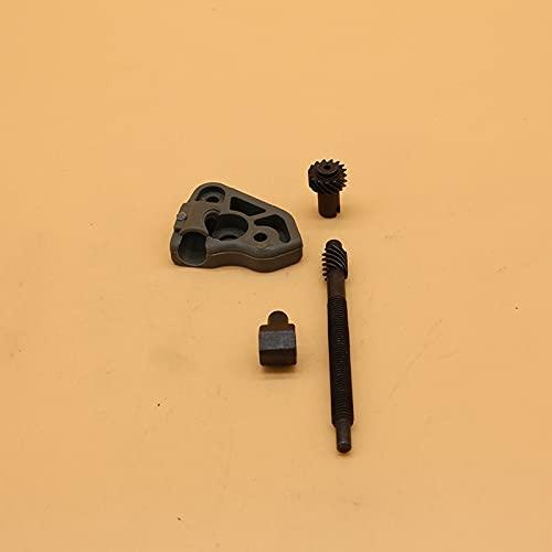 Tornillo tensor de ajuste de cadena para Husqvarna 365371372 XP 385390570570575576362 piezas de motosierra de jardín