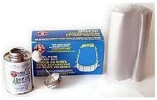 Pool Liner Repair 408517Boxer - 4 oz Vinyl Swimming Kit