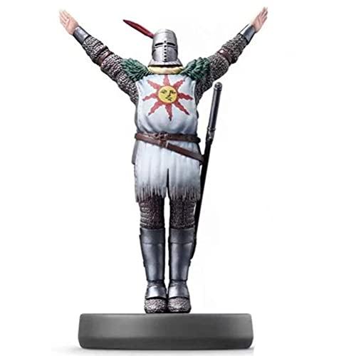 YLJXXY Dark Souls Figure Sun Knight Solaire of Astora Figure Action Figure