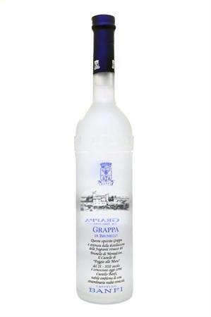 Grappa di Brunello di Montalcino Torre Lt 0,700 Vini di Toscana