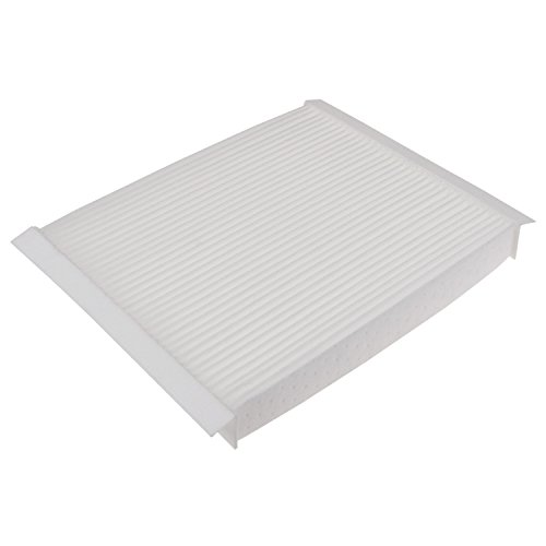 Blue Print ADA102510 Innenraumfilter / Pollenfilter , 1 Stück