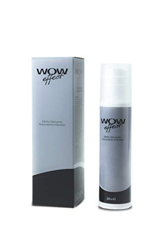 WOW Effect Drainant raffermissant 200 ml contre la peau d'orange, draine et raffermissante