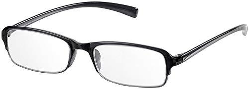 infactory Flexible Brille: flexible Lesehilfe, 3,5 dpt (Herren- & Damen Lesehilfe)