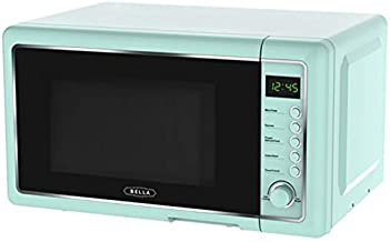 Bella BMO07BPDICB Microwave Oven 0.7 Cu. Ft. 700-Watt, Ice