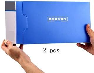 Bill Folder VAT Invoice Folder Document Financial Receipt Data Storage And Sorting Clip Folder 2