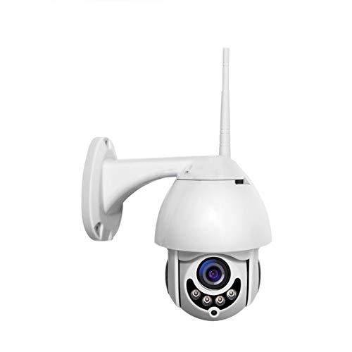 Greatangle-UK HD 1080P WiFi PTZ Cámara IP al Aire Libre Onvif 2MP Cámara Domo de Velocidad de Seguridad inalámbrica IR 30M Cámaras de vigilancia CCTV