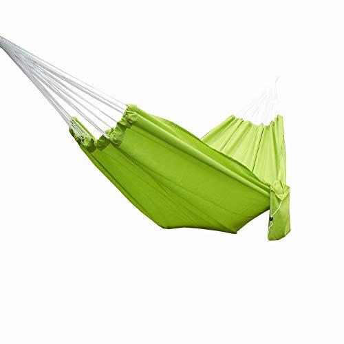 Hamac Parachute Portable 200x140cm, Repos intérieur extérieur, Hamac léger Super résistant Charge maximale: 120 (kg)