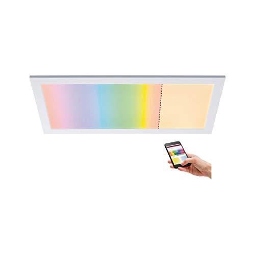 Paulmann 79808 LED Panel Amaris Deckenleuchte SmartHome Zigbee 600x300mm 22 W RGBW