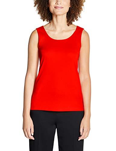 Street One Damen 314056 Gania Top, Rot (Lava red 11966), (Herstellergröße:38)