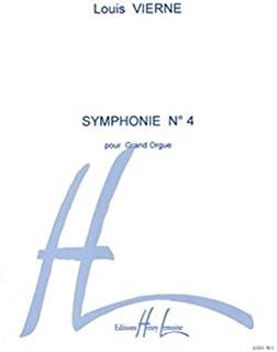 Symphonie No.4 Op.32 (organ)