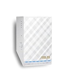 Ripetitore Dual Band con velocità fino a 300 Mbps e 433 Mbps Indicatori di potenza del segnale 2.4 GHz e 5 GHz Collegalo al tuo speaker per riprodurre musica senza fili Compatibile con lo standard Apple AirPlay e Android (tramite app Asus Aiplayer) I...