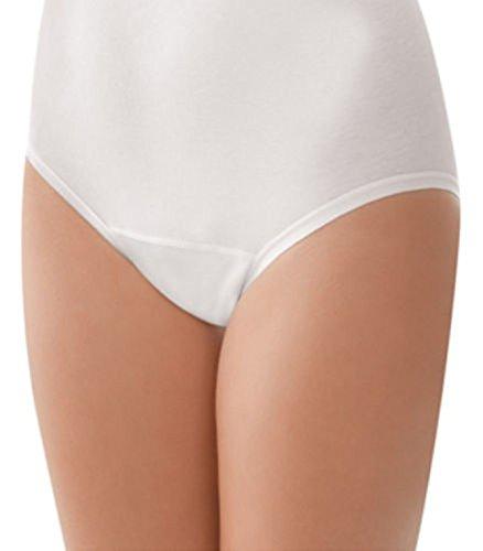 Unbekannt Inkontinenzslip für Damen, waschbar und Trocknergeeignet, 50285, Größe:44/46;Farbe:Weiss