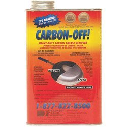 Carbon Off Gel 2-Pack (Quart Size)