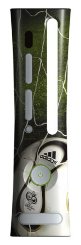 Genuine Xbox 360 FIFA 2006 Adidas Soccer Faceplate