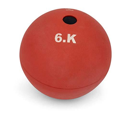 HAEST Die gummierte Hallenstoßkugel - 3,00 kg - 106 mm